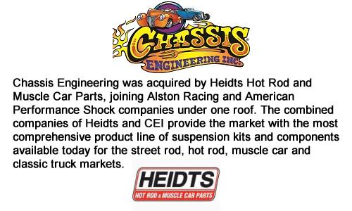 Street Rod & Restoration Parts - Horton Hot Rod Parts
